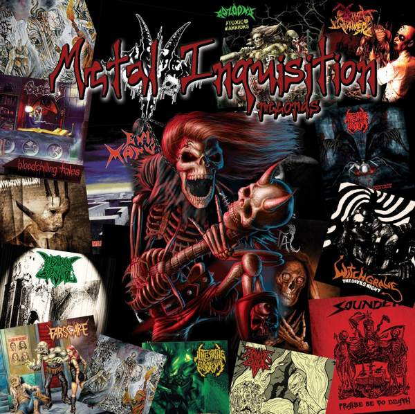 Metal Inquisition Compilation Download