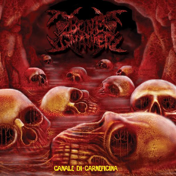 Bone Gnawer -Canale di carneficina- Mini CD